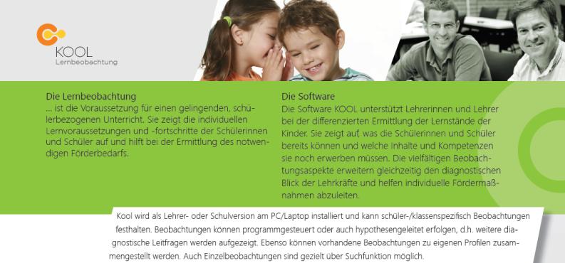 Lernbeobachtung - Software